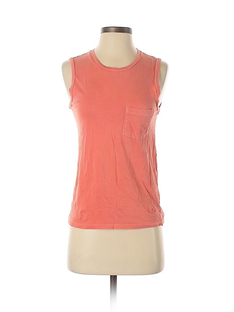J. Crew Women Sleeveless T-Shirt Size XXS