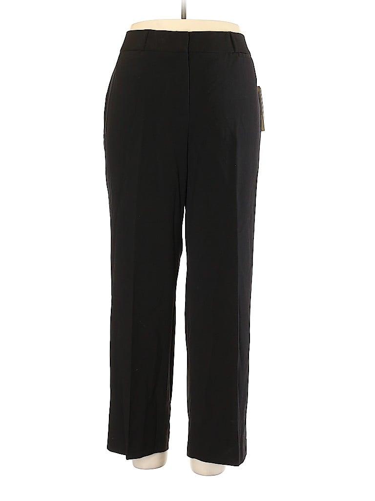 Zac & Rachel Women Dress Pants Size 18w (Plus)