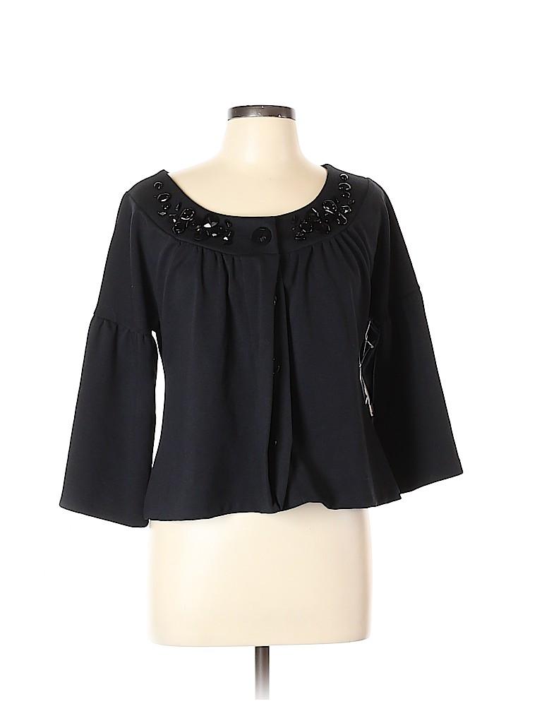 Nine West Women Cardigan Size M
