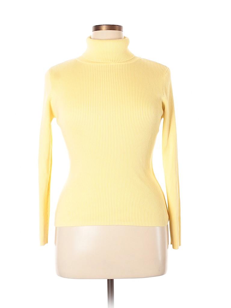 Victoria's Secret Women Turtleneck Sweater Size L