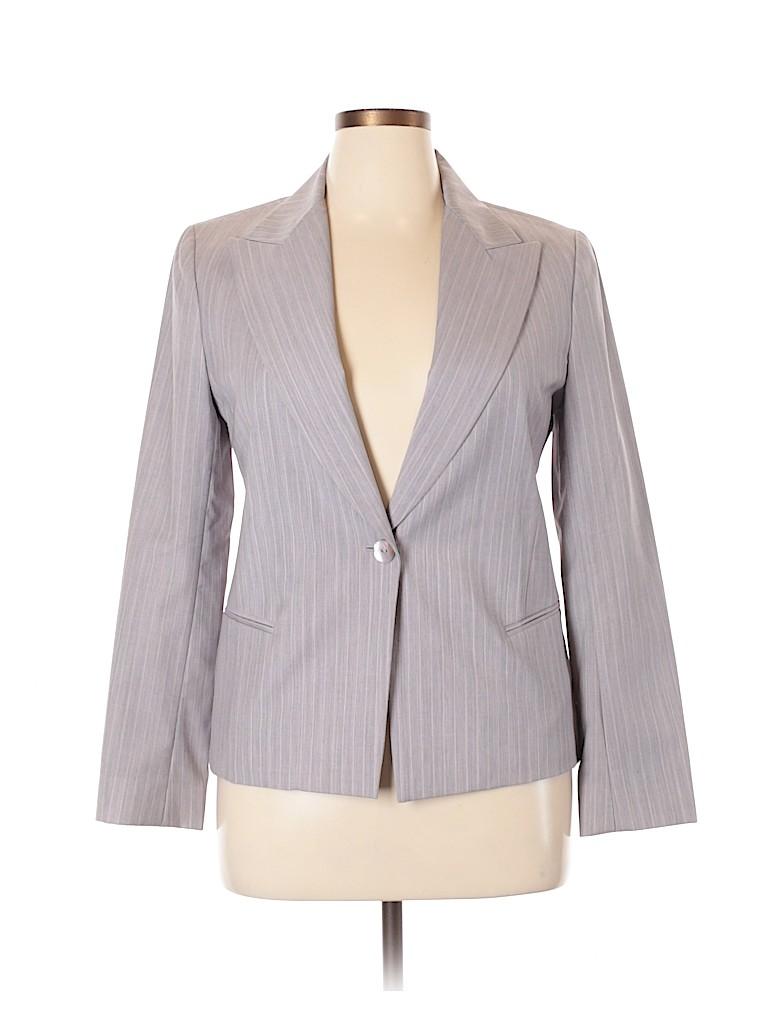 Lafayette 148 New York Women Wool Blazer Size 10