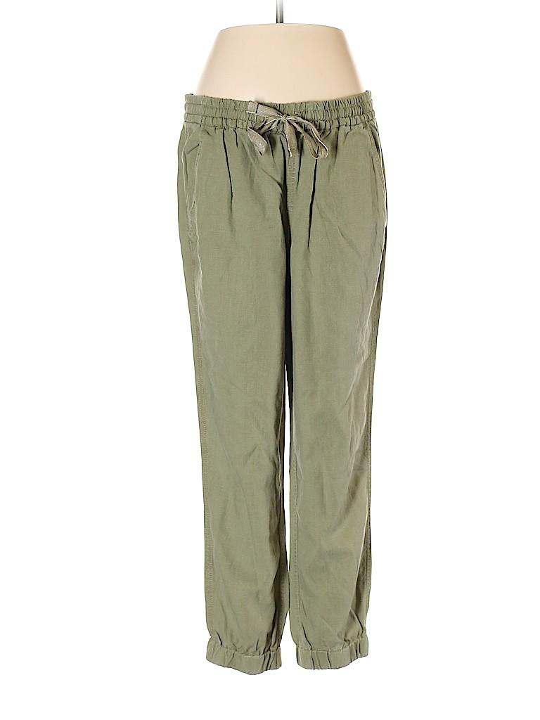 J. Crew Women Linen Pants Size 8
