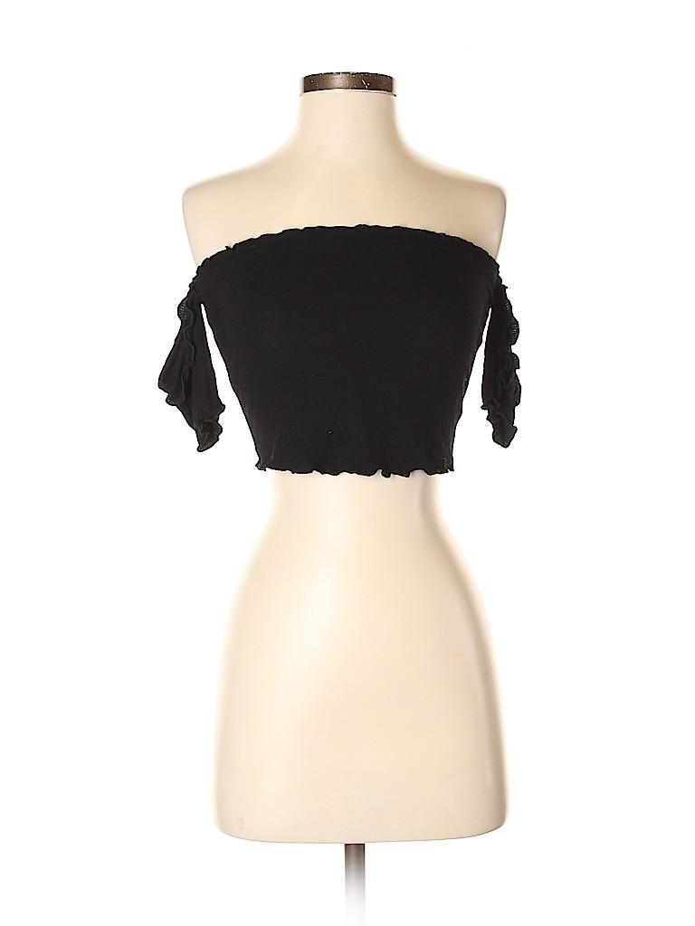 ASOS Women Short Sleeve Top Size 4