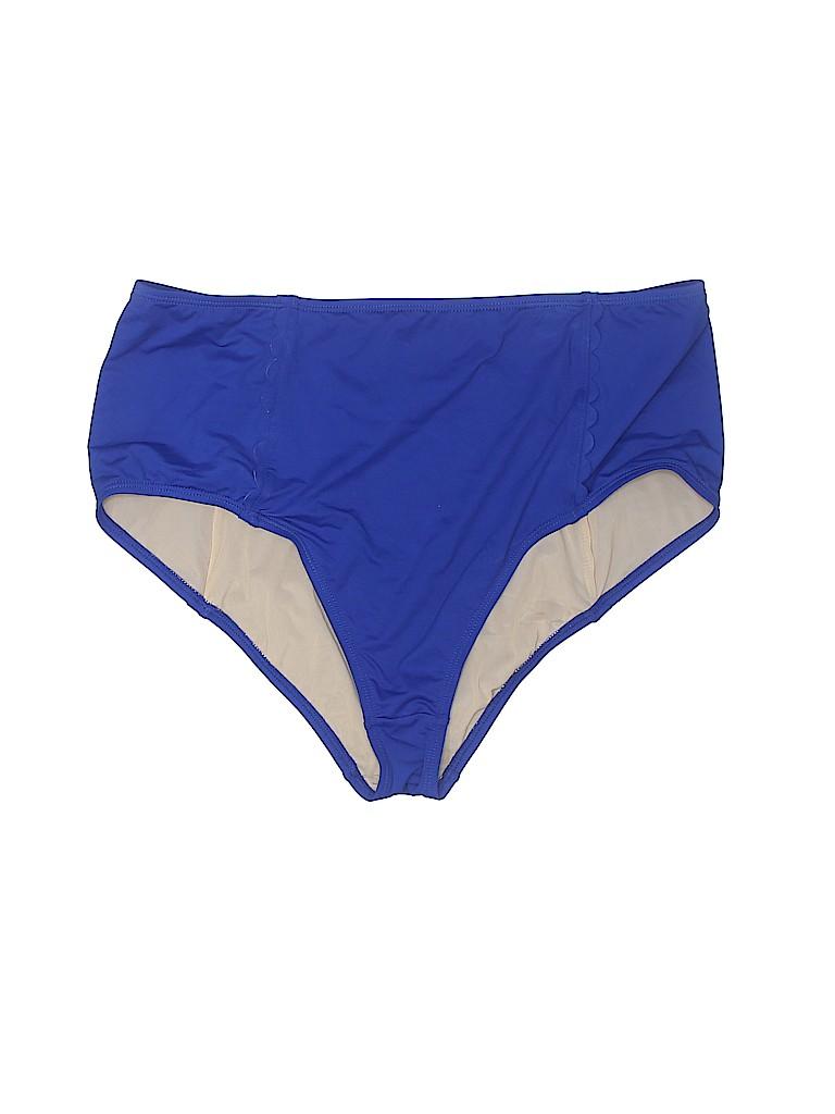 J. Crew Women Swimsuit Bottoms Size L