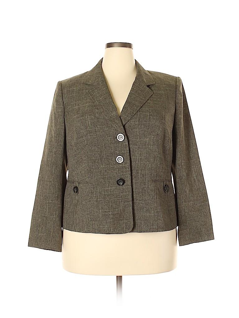 Evan Picone Women Blazer Size 14