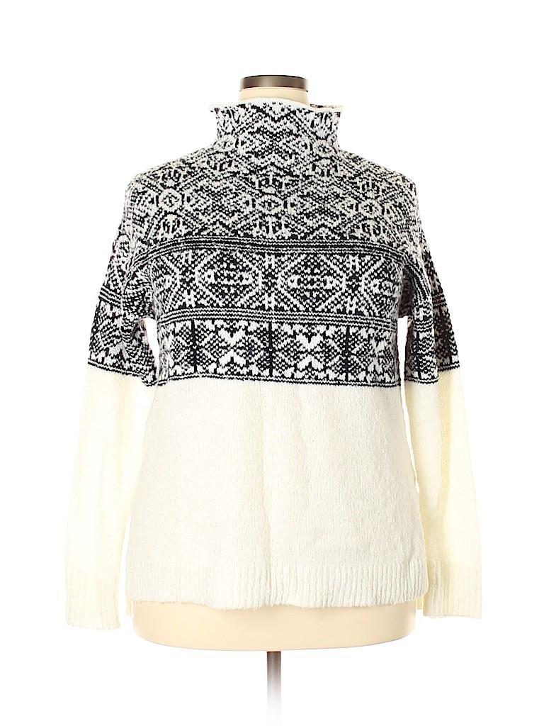 Merona Women Turtleneck Sweater Size XL