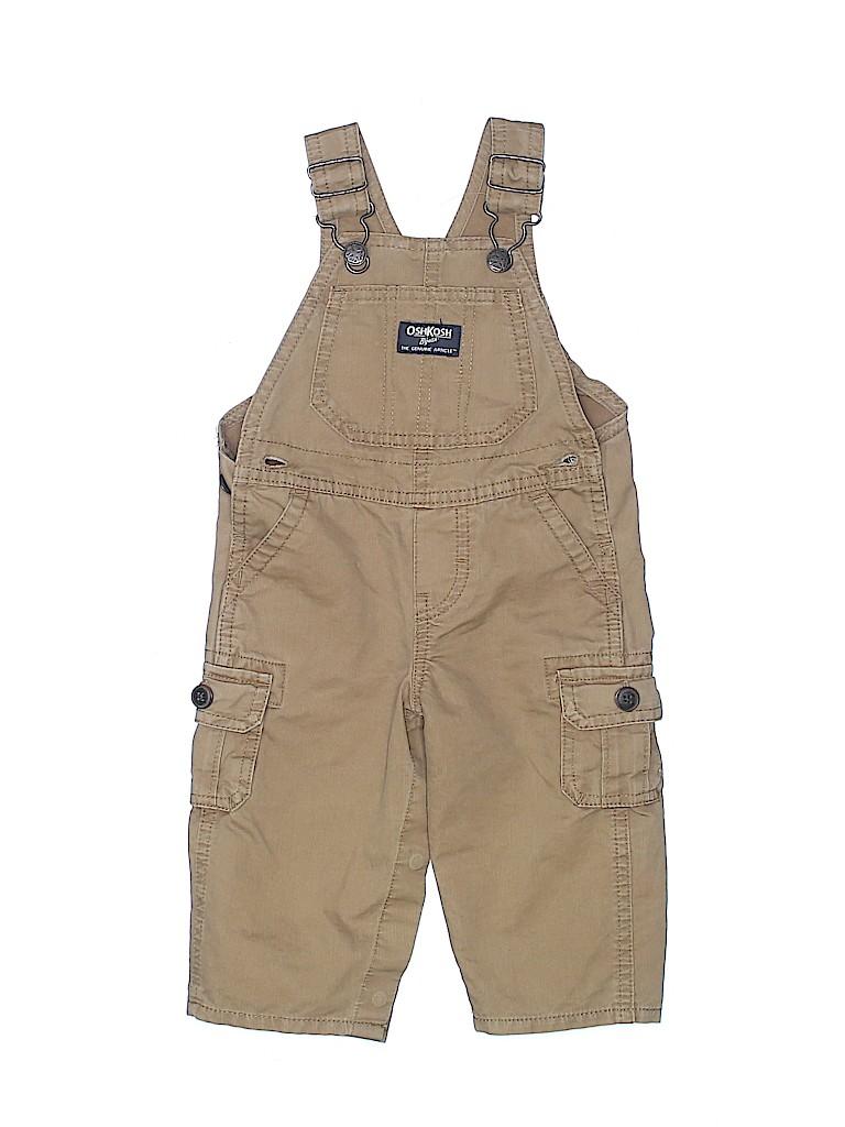 OshKosh B'gosh Boys Overalls Size 9 mo
