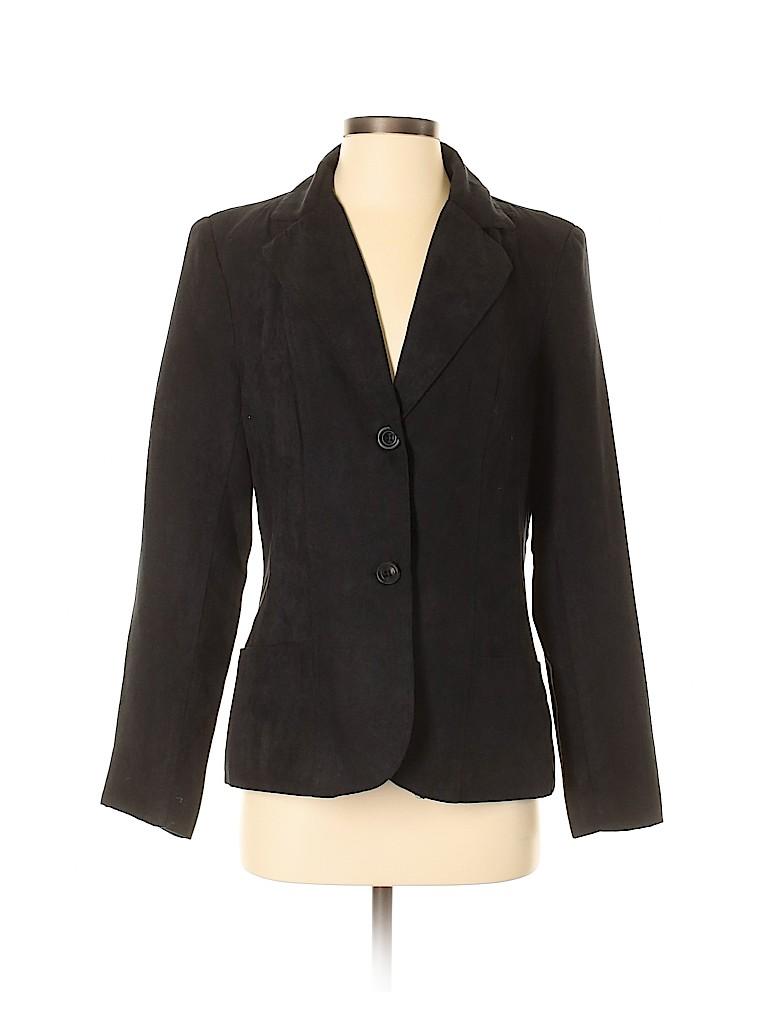 Kim Rogers Women Blazer Size S