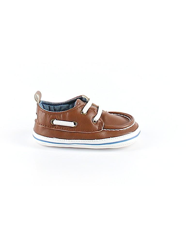 Carter's Boys Booties Size 6-9 mo