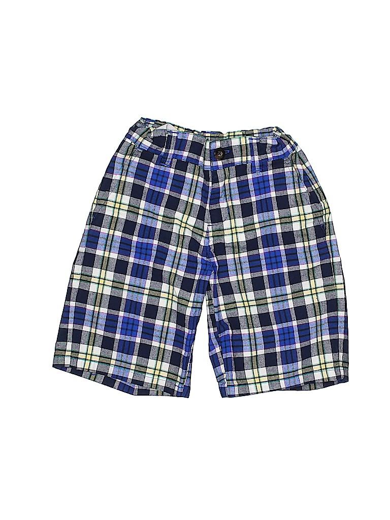 Janie and Jack Boys Khaki Shorts Size 5