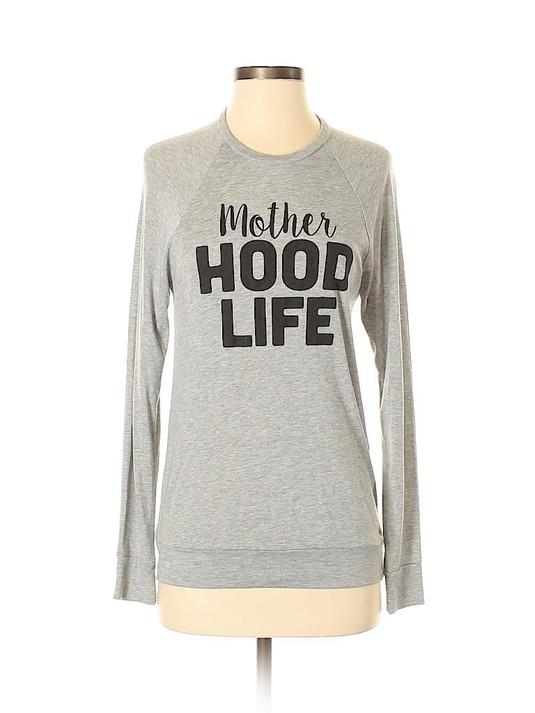 Canvas Women Sweatshirt Size S