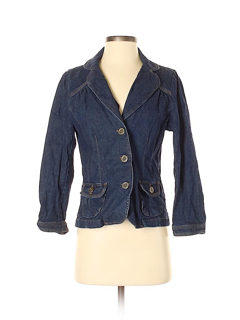 Hannah Women Denim Jacket Size S