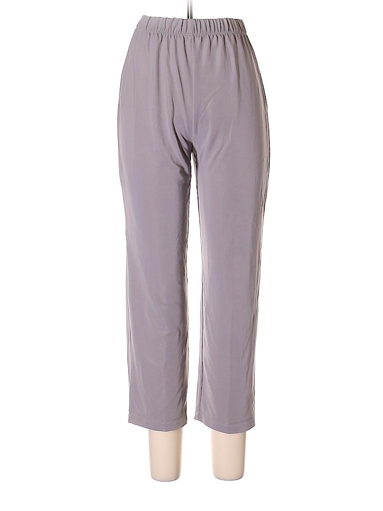Susan Graver Women Casual Pants Size S (Petite)