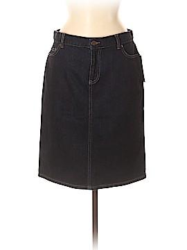 d0429ba61404 L-RL Lauren Active Ralph Lauren Denim Skirt Size 6