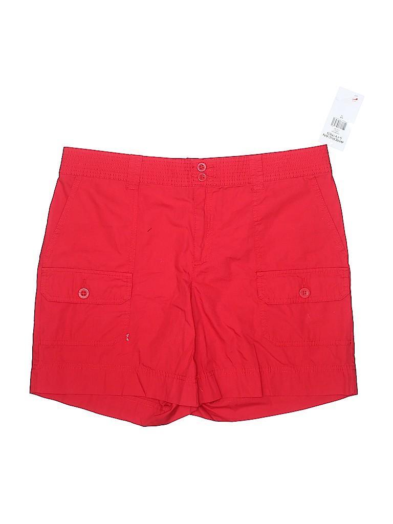American Living Women Cargo Shorts Size 12