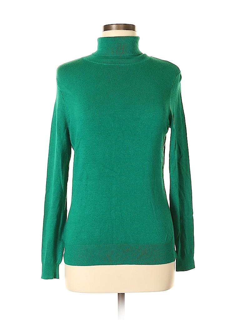 Ann Taylor LOFT Outlet Women Turtleneck Sweater Size M