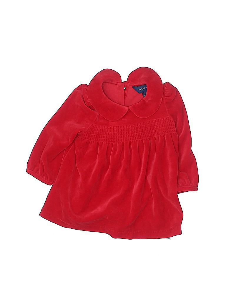 Ralph Lauren Girls Dress Size 9 mo