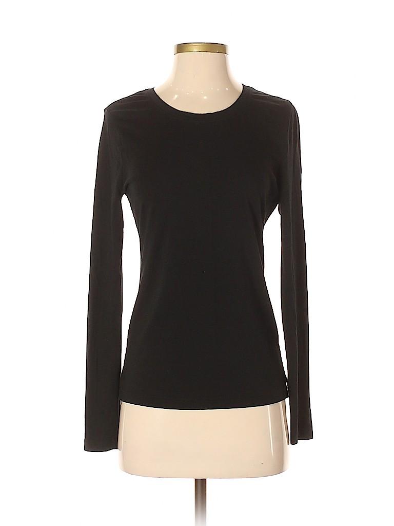 Banana Republic Factory Store Women Long Sleeve T-Shirt Size XS