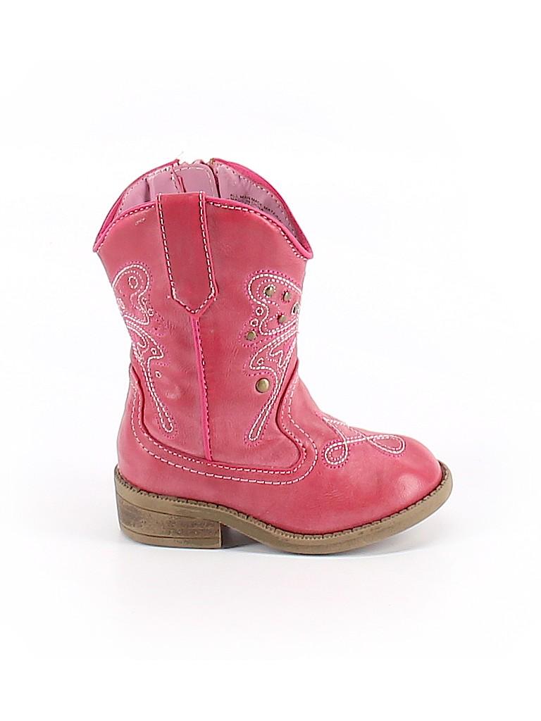 Cherokee Girls Boots Size 5