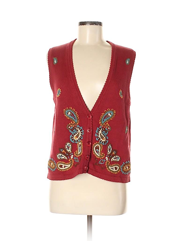 Orvis Women Cardigan Size M