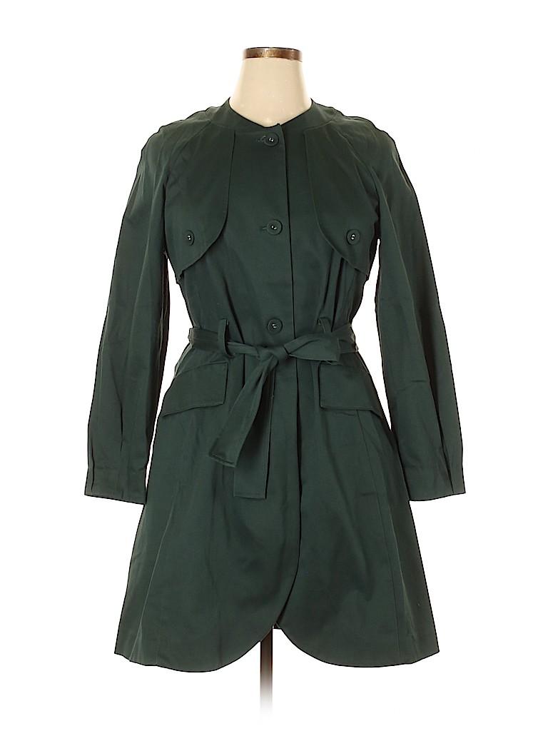 Simply Vera Vera Wang Women Trenchcoat Size L