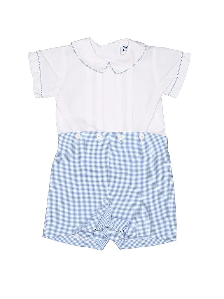 Boys 'n Berries Boys Shorts Size 6-9 mo