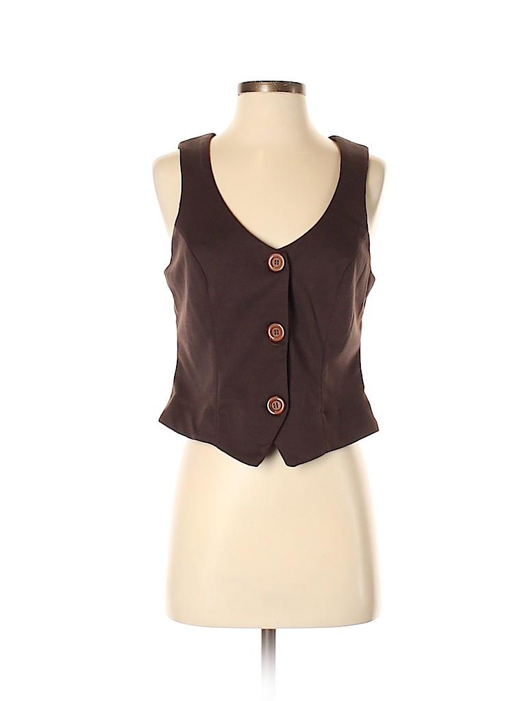 Kim Rogers Women Vest Size 5