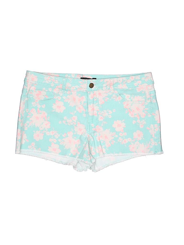 Forever 21 Women Denim Shorts 30 Waist