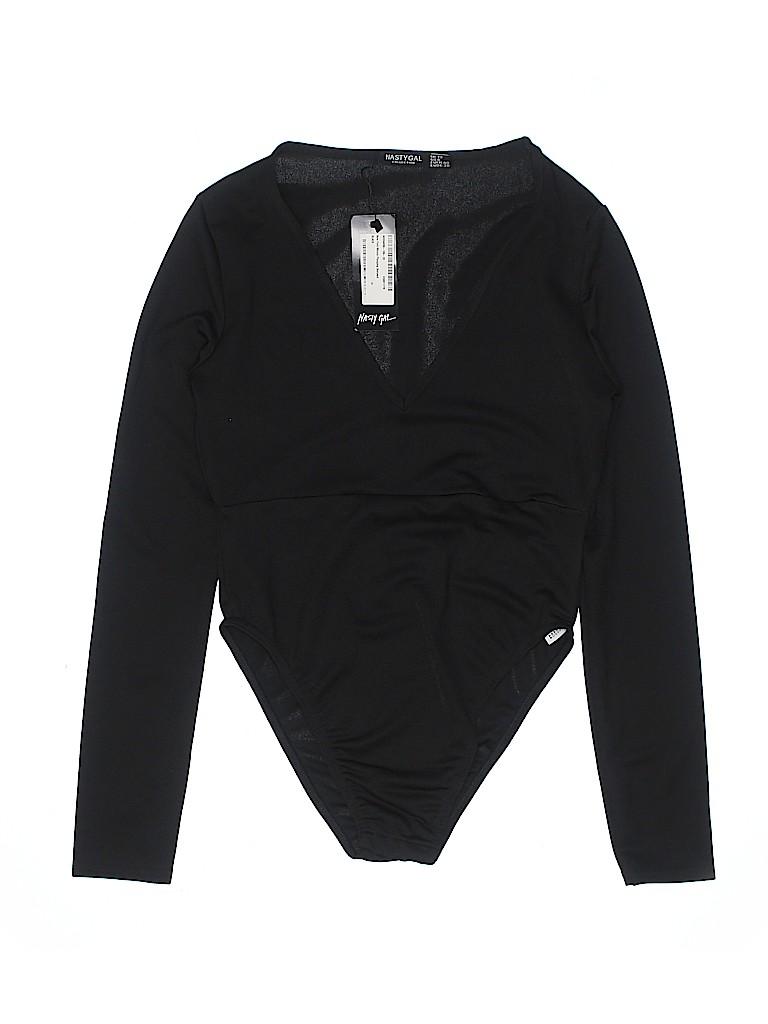 Nasty Gal Inc. Women Long Sleeve Top Size 8