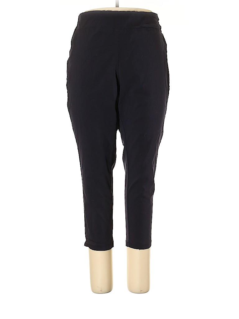 Ellen Tracy Women Casual Pants Size 2X (Plus)
