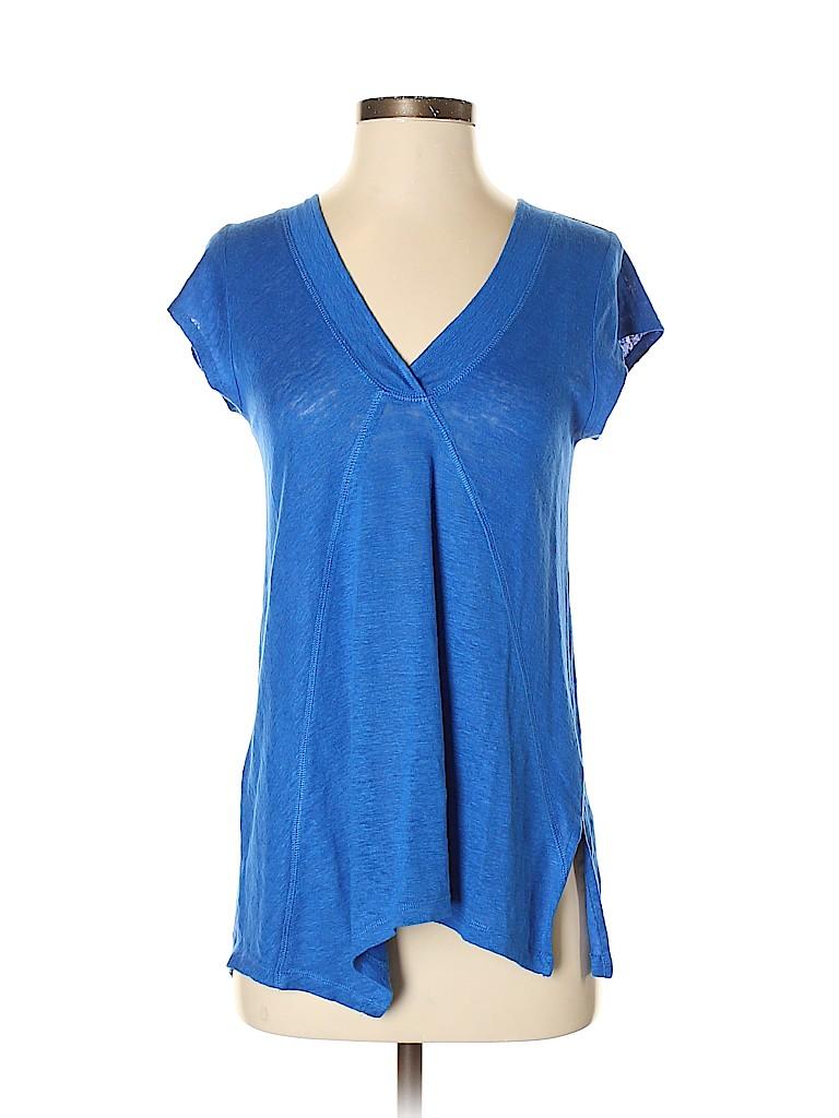 Meadow Rue Women Short Sleeve Top Size S