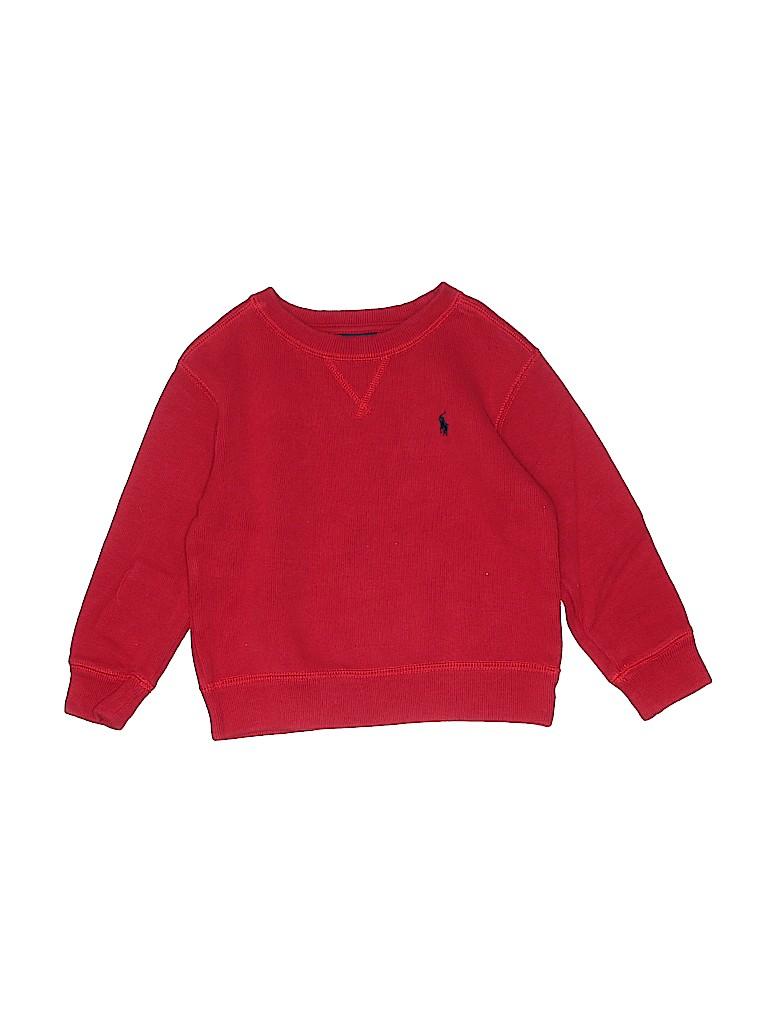 Polo by Ralph Lauren Boys Sweatshirt Size 3T - 3