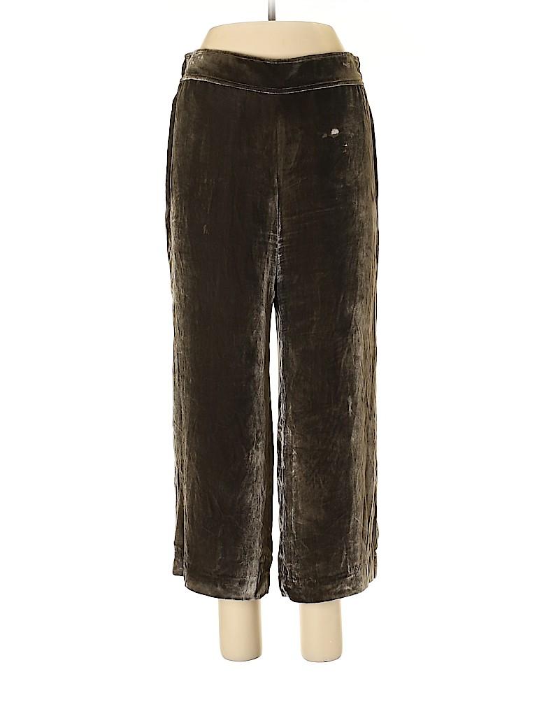 Madewell Women Velour Pants Size L