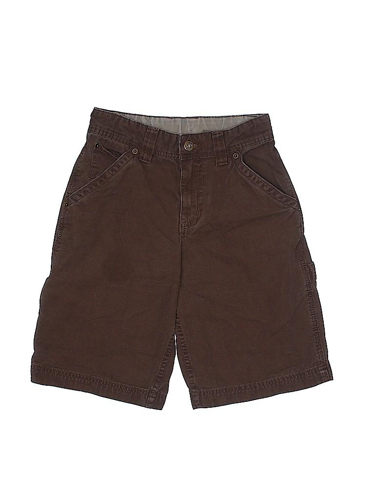 Urban Pipeline Boys Khaki Shorts Size 12