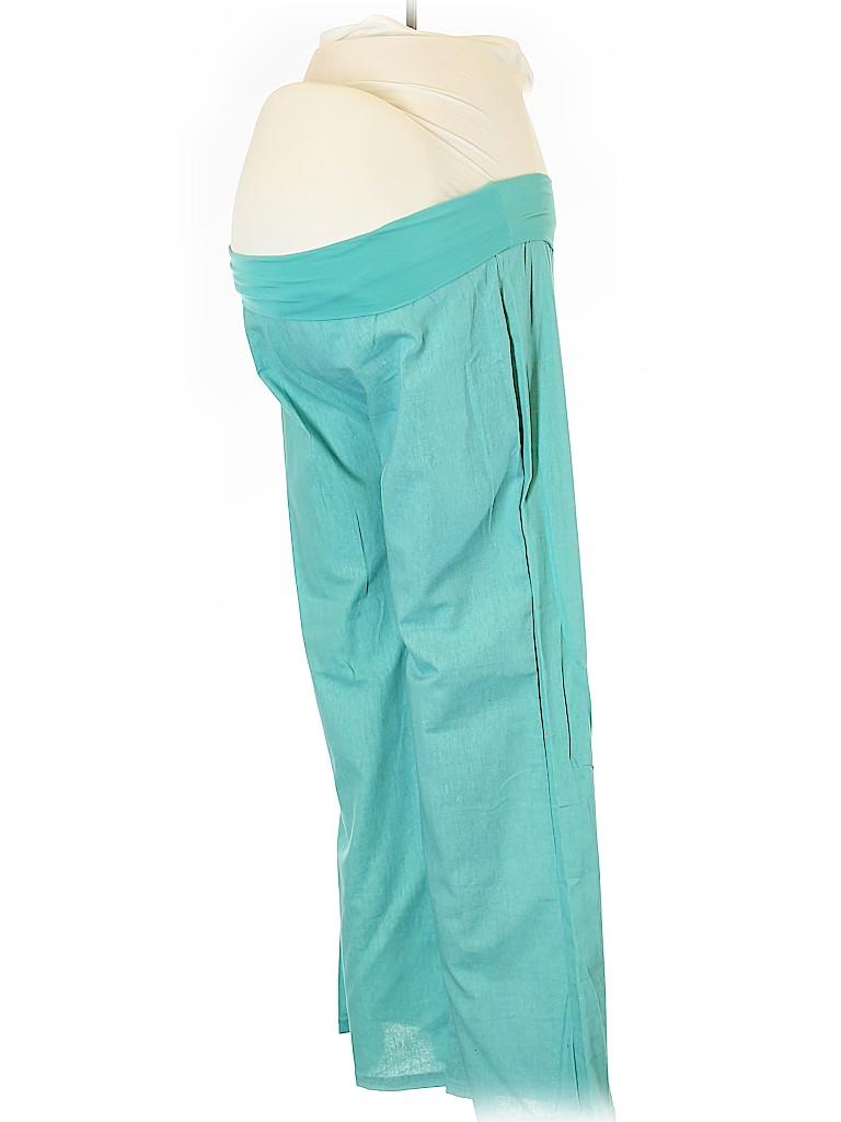Always Women Casual Pants Size L (Maternity)