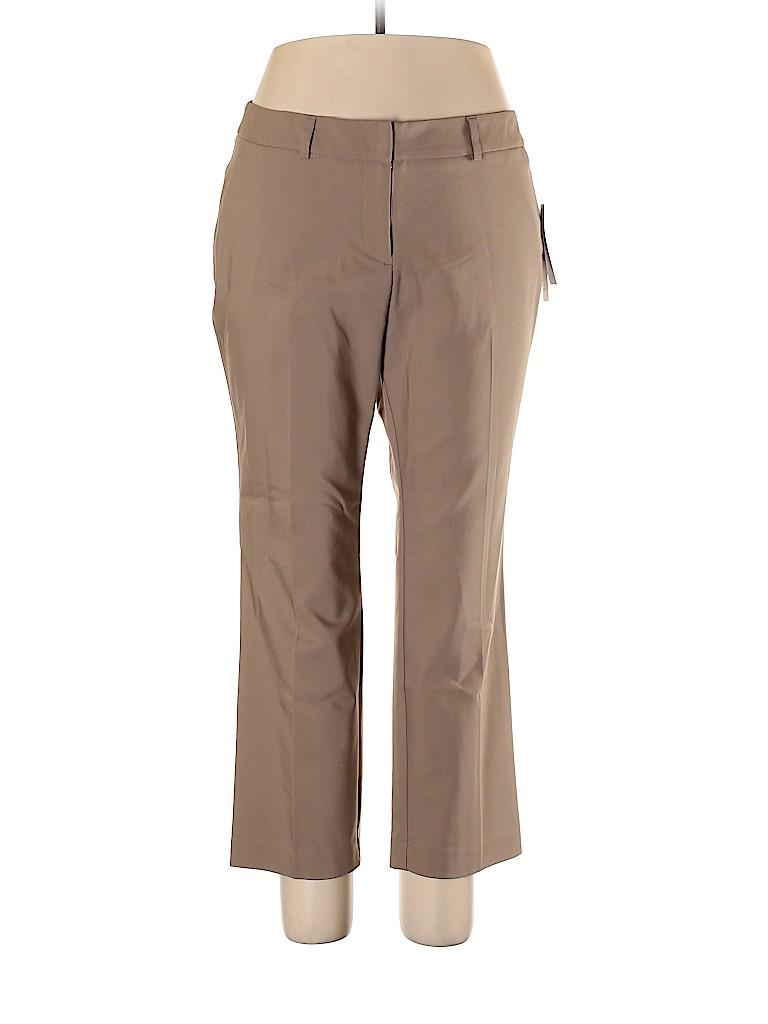 Apt. 9 Women Dress Pants Size 14 (Petite)