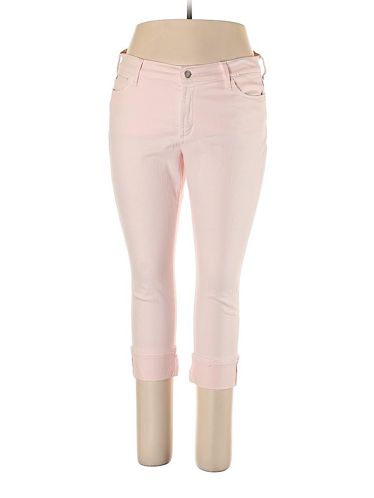 NYDJ Women Jeans Size 14 (Petite)