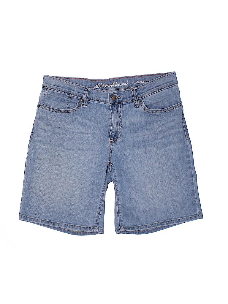 Eddie Bauer Women Denim Shorts Size 6