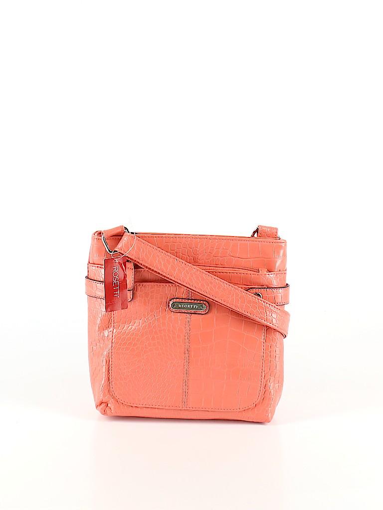 Rosetti Handbags Women Leather Crossbody Bag One Size