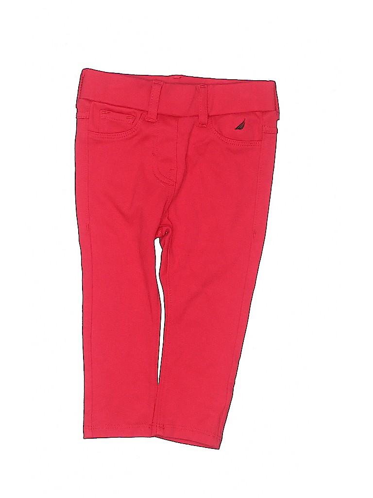Nautica Girls Casual Pants Size 12 mo