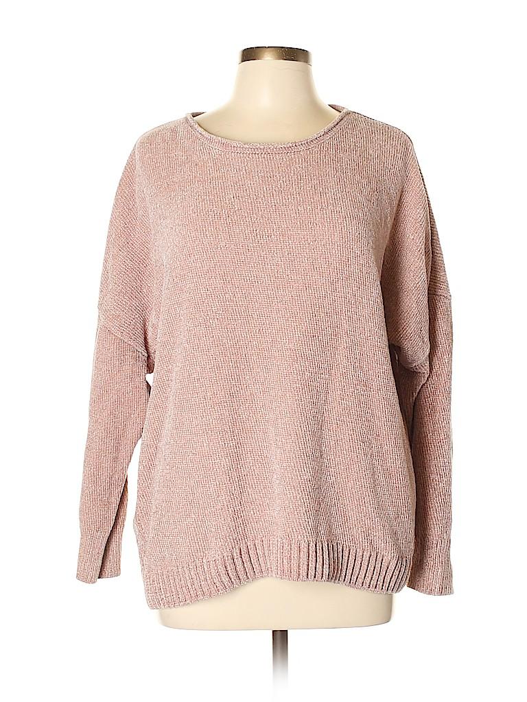 14th & Union Women Pullover Sweater Size L