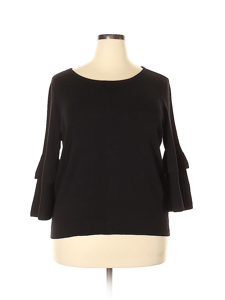 Talbots Women Pullover Sweater Size 2X (Plus)