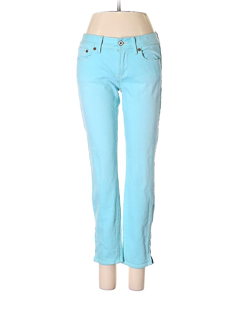 Madewell Women Jeans 26 Waist