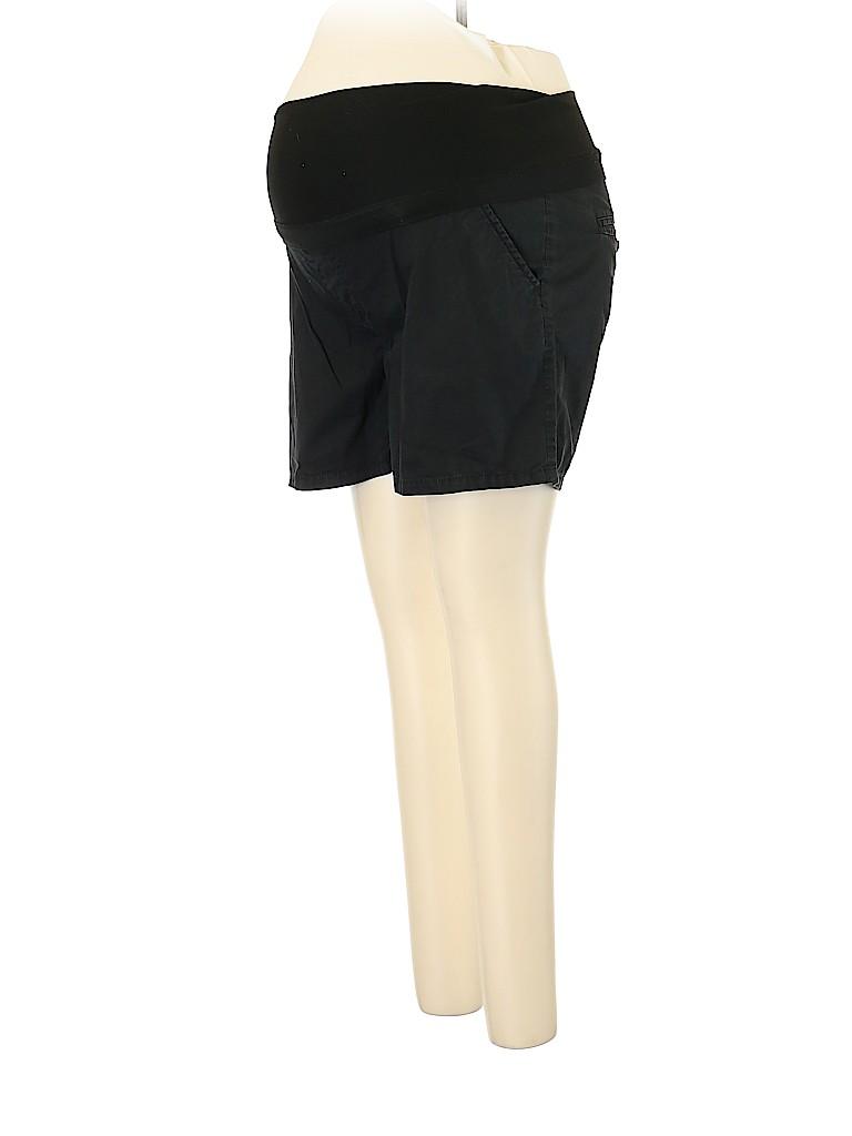 Liz Lange Maternity for Target Women Khaki Shorts Size M (Maternity)