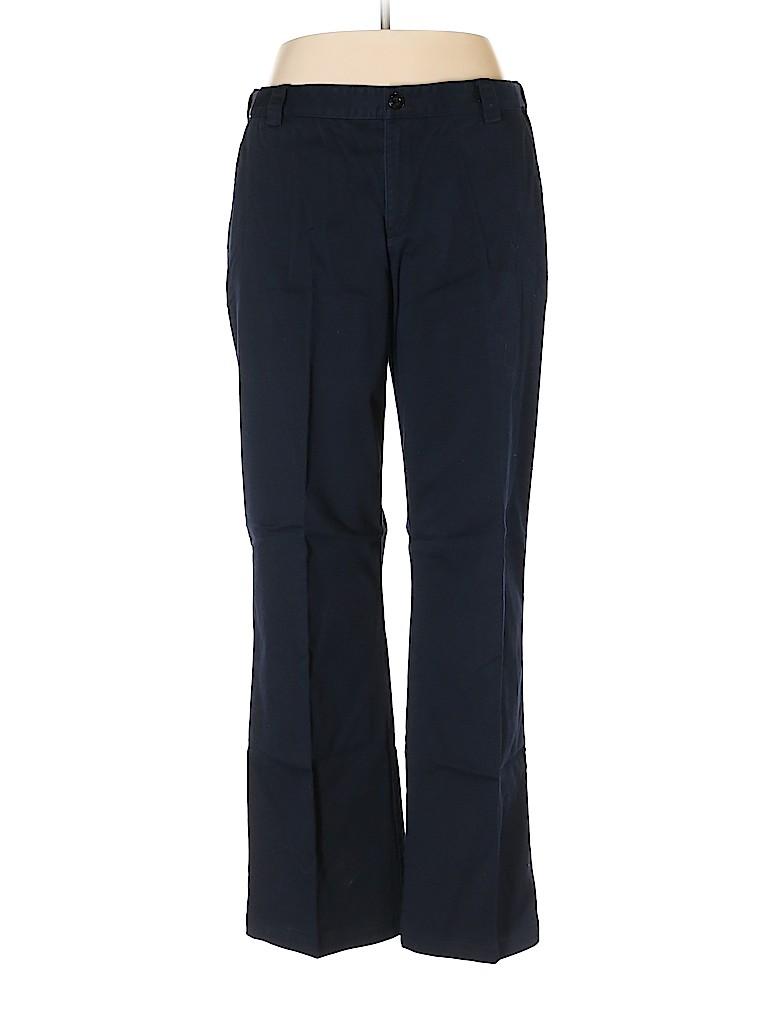 Charter Club Women Khakis Size 14