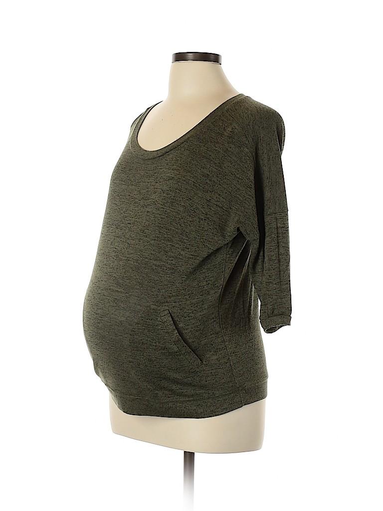 Juniper Ln Women Pullover Sweater Size S (Maternity)