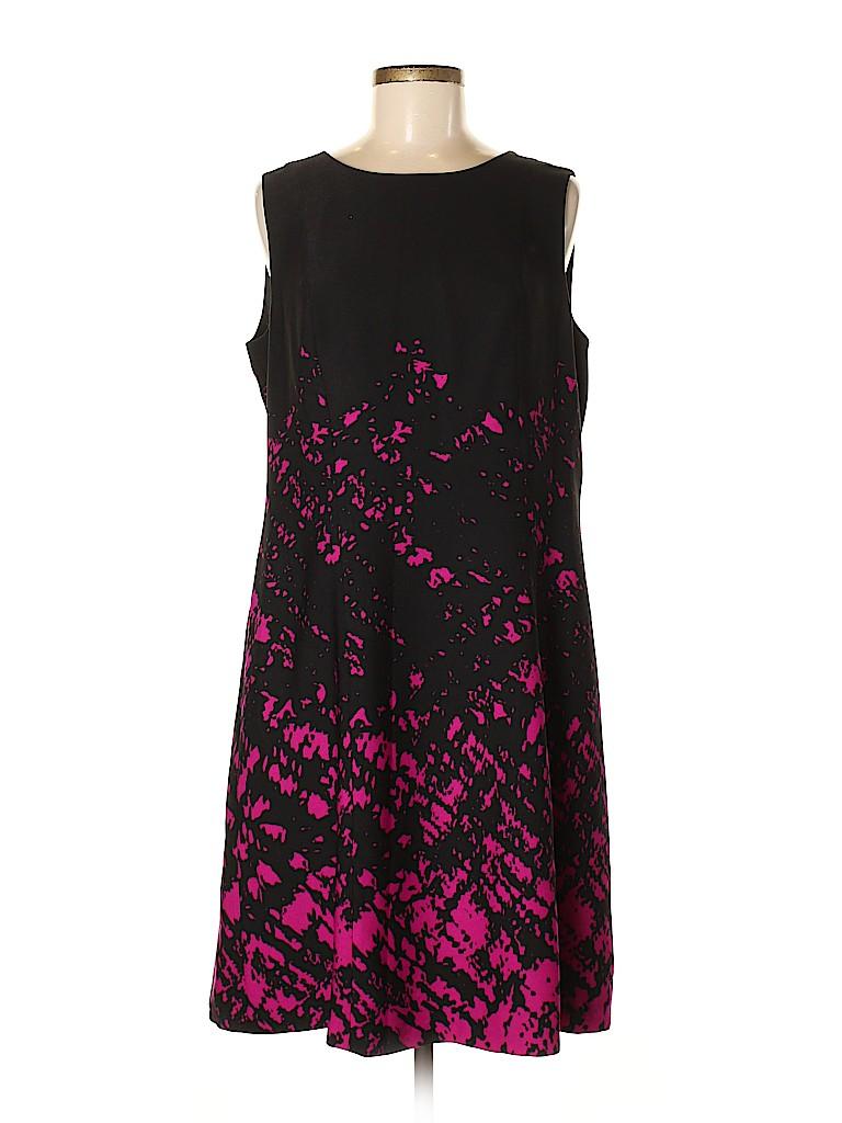 Nine West Women Casual Dress Size 6