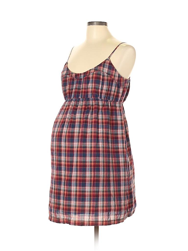 Motherhood Women Casual Dress Size L (Maternity)