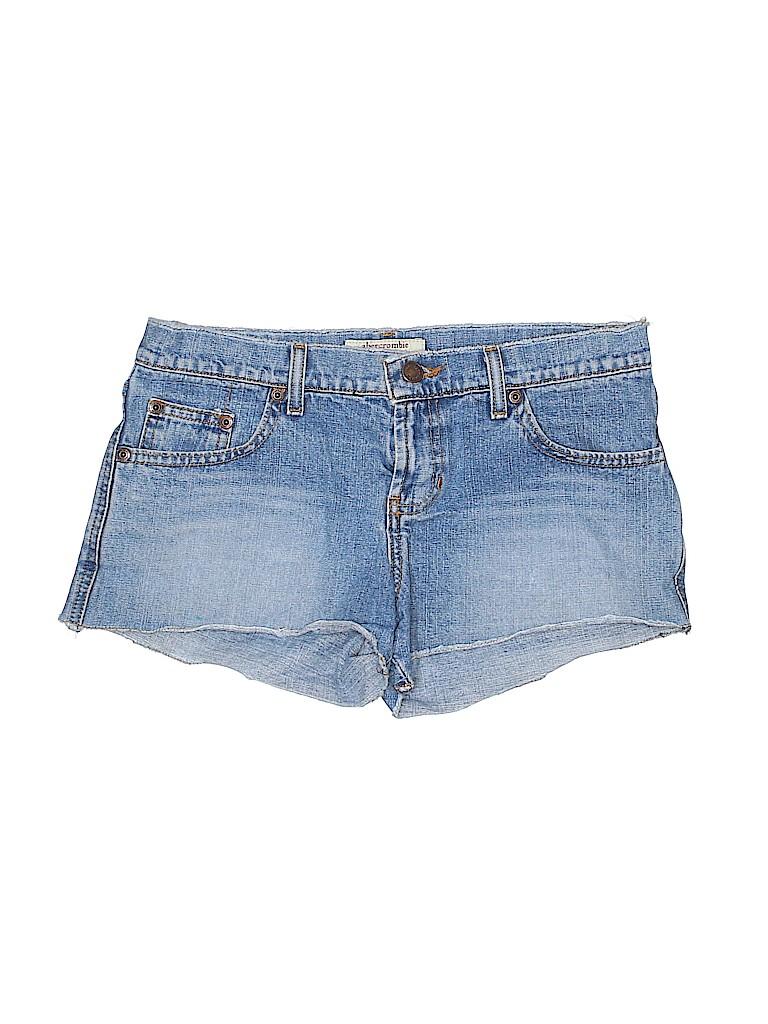 Abercrombie & Fitch Girls Denim Shorts Size 16