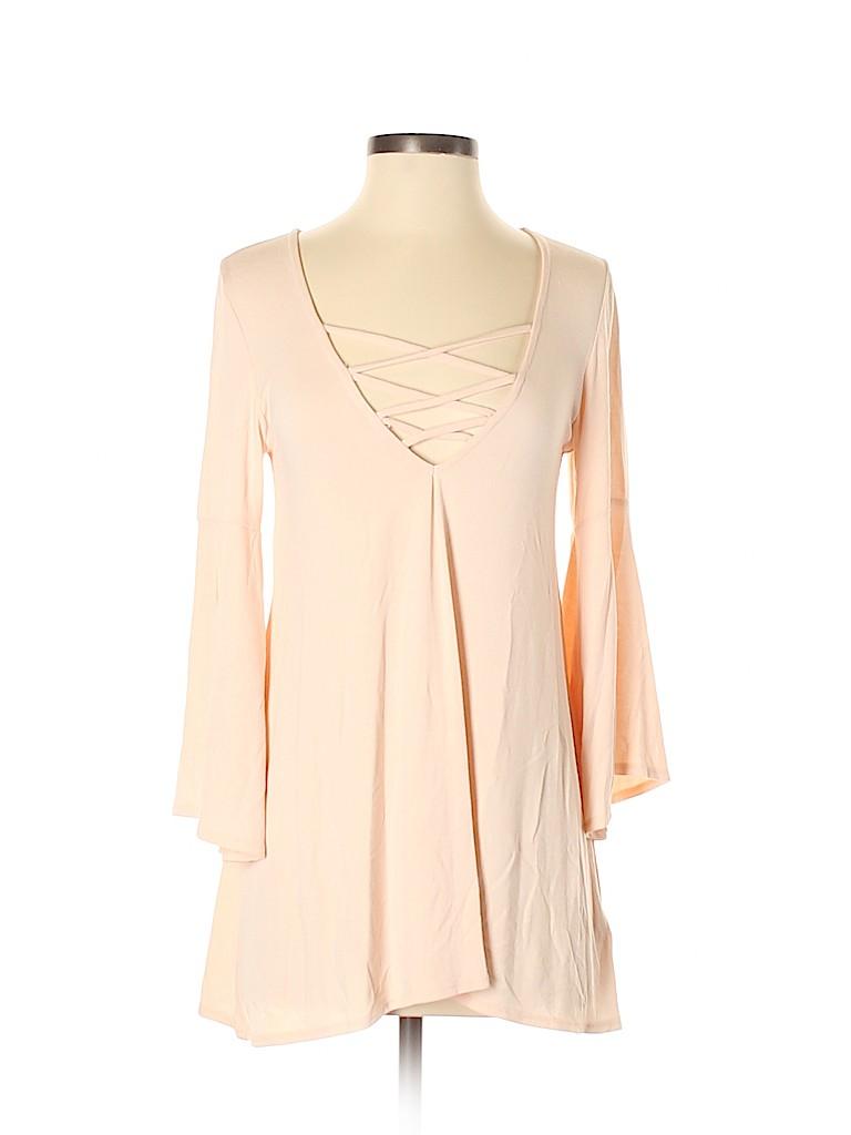 Ecote Women 3/4 Sleeve Top Size S